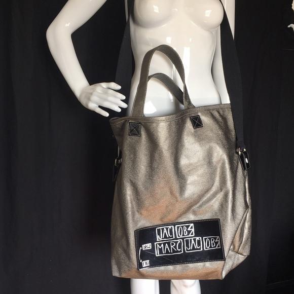 Marc By Marc Jacobs Handbags - Marc Jacobs XL Tote Crossbody Satchel Book Bag